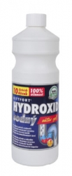 Hydroxid sodný gel KITTFORT – 1 l