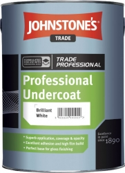 JOHNSTONE'S Professional Undercoat – Brilliant White 1 l